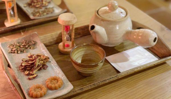 ソルガホン 솔가헌 : 韓方茶専門店で癒しの時間