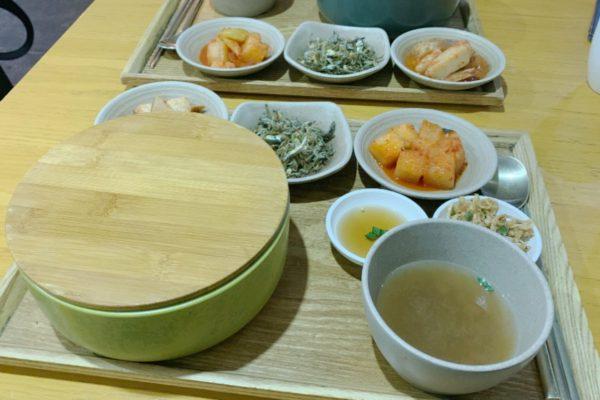 소녀방앗간ソニョパンアッカン : 健康志向な韓国料理に挑戦♪