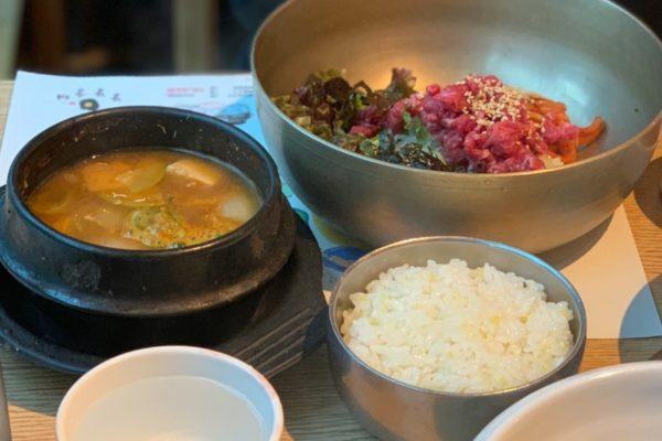 カンガンスルレ弘大店: 美味しくて上質な韓国料理に舌鼓♪