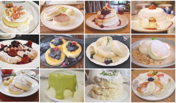 2018年ソウルで食べたパンケーキまとめ