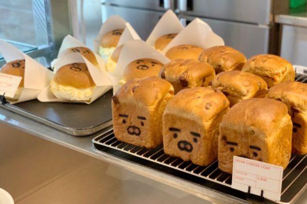 QUARTET江南 : カカオフレンズのベーカリーで美味しく快適モーニング♪