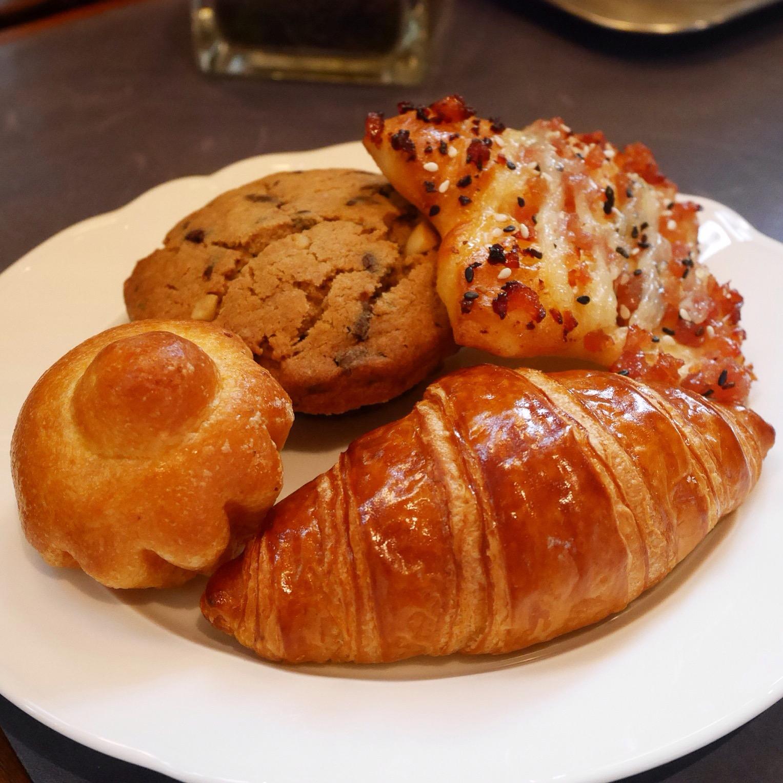 食べ過ぎたシンガポールの2日目:朝食ブッフェ・パンケーキ・チョコレートバー