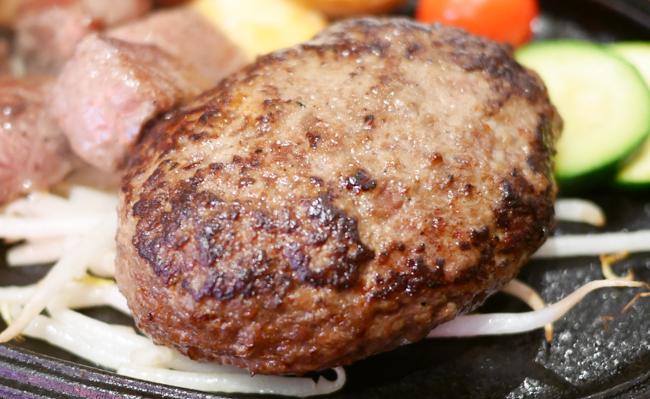 五反田 ミート矢澤の平日限定ランチで、肉汁じゅわわ〜♪♪