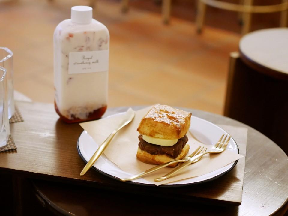 Cafe Luia カフェ ルイア: ホーチミンのかわいい韓国系カフェ